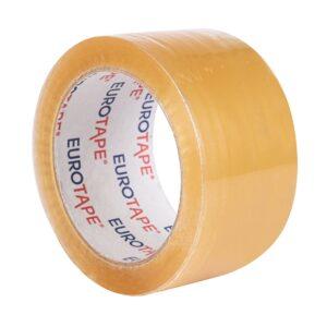 Transparentna taśma pakowa eco-solvent
