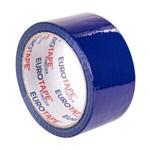 Niebieska taśma pakowa freezer