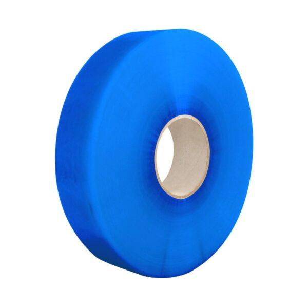 Niebieska taśma pakowa freezer maszynowa 48/900m