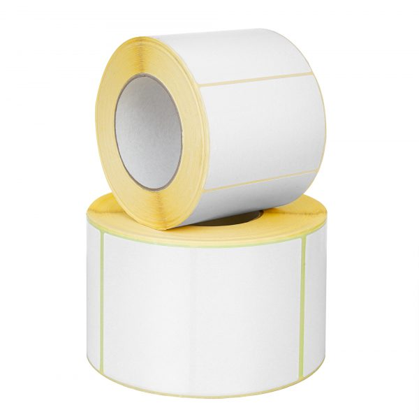 Etykieta termiczna biała 32/20, gilza 1,5 cala 2000 szt./rolka