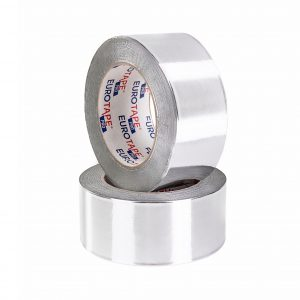 Taśma aluminiowa, użyteczna do 100°C