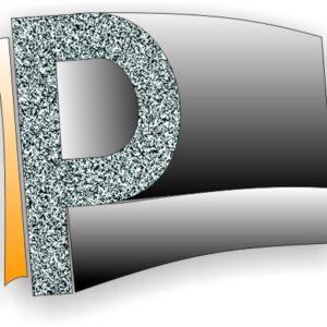 Uszczelka gumowa, samoprzylepna, profil P, 9,5x5,5 mm (różne kolory i długości)