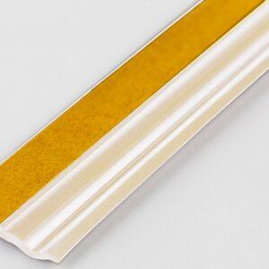 Uszczelka wleczona 93 cm, samoprzylepna, gumowa (różne kolory)