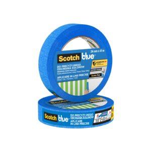 Taśma malarska ScotchBlue do precyzyjnego odcinania kolorów 41 m (różne szerokości)