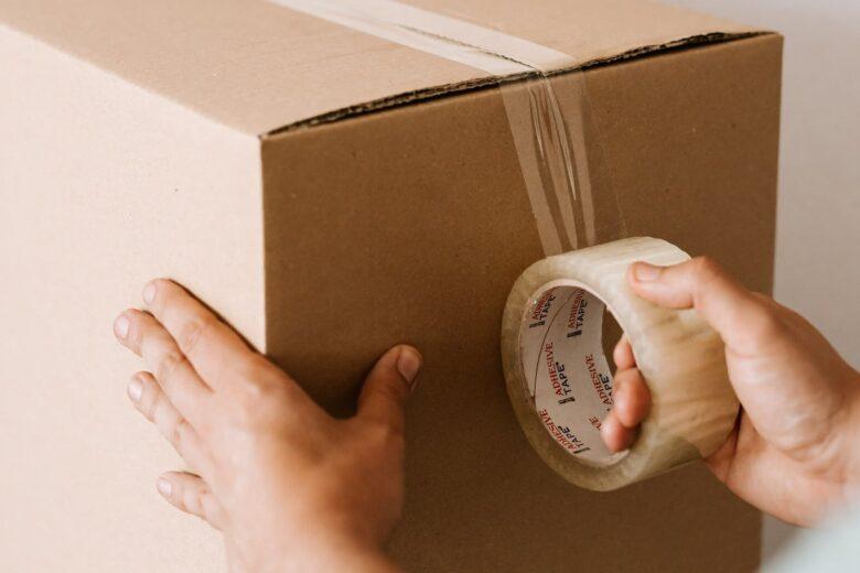 Jak prawidłowo przechowywać taśmy pakowe