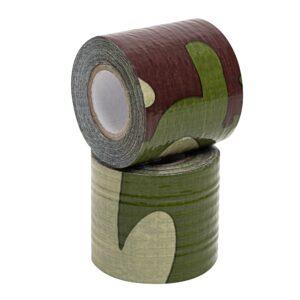 Taśma naprawcza Duct-tape z nadrukiem MORO, gilza 1 cal, 48/10m