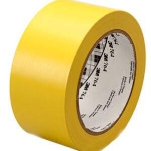 Taśma winylowa 3M 764i żółta 50/33m